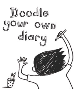 Doodle your own Diary